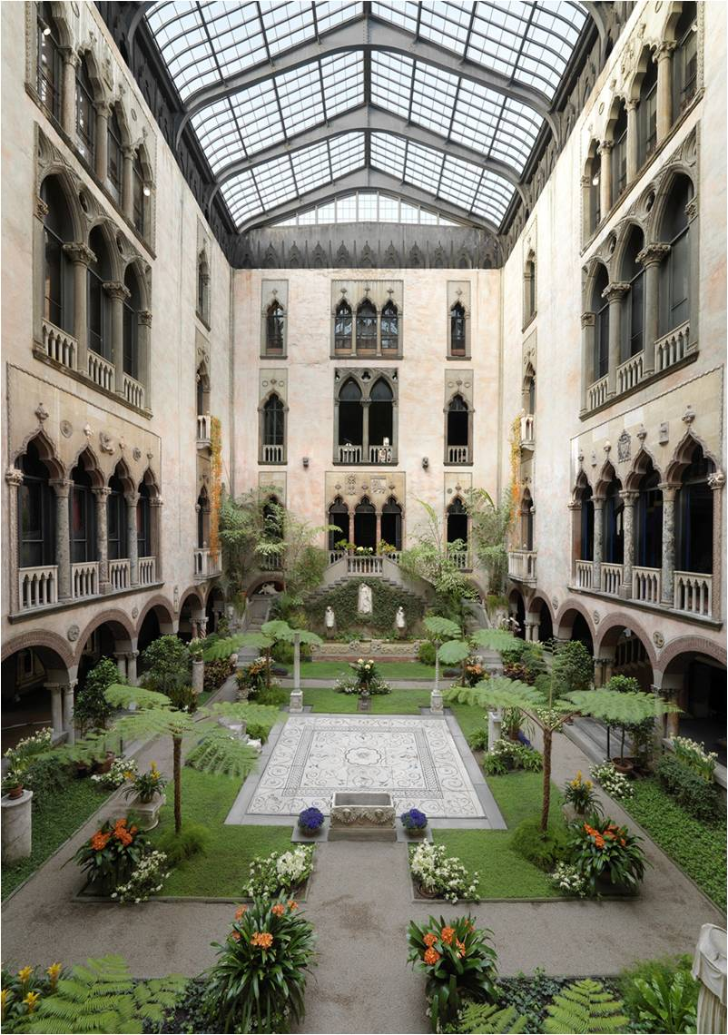 The Life And Museum Of Isabella Stewart Gardner Lost In Traducci N